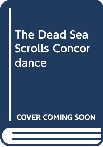 9789004310391: DEAD SEA SCROLLS CONCORDANCE (