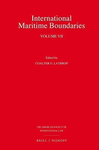 International Maritime Boundaries: Volume 7 (Hardback)