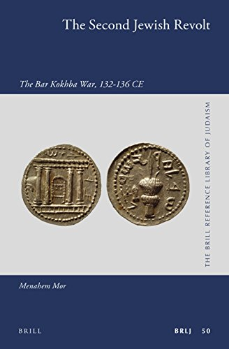 9789004314627: The Second Jewish Revolt: The Bar Kokhba War, 132-136 Ce (Brill Reference Library of Judaism)