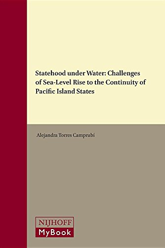 9789004321601: Statehood Under Water: Challenges of Sea-Level Rise to the Continuity of Pacific Island States (Legal Aspects of Sustainable Development)