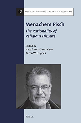 Menachem Fisch: The Rationality of Religious Dispute (Paperback)