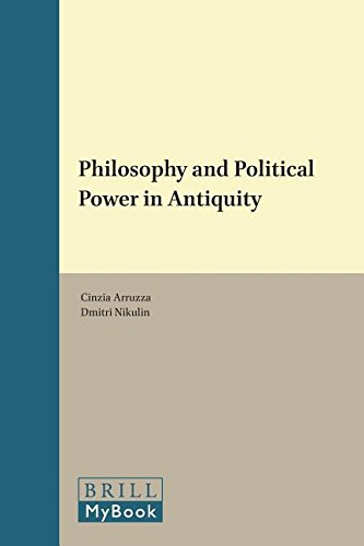 9789004324619: Philosophy and Political Power in Antiquity (Studies in Moral Philosophy)