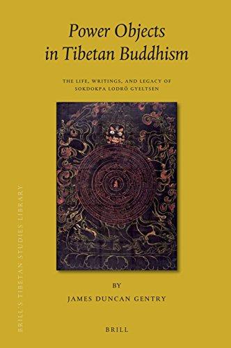 9789004330191: Power Objects in Tibetan Buddhism (Brill's Tibetan Studies Library)