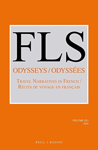 9789004334687: Odysseys / Odyssées (French Literature) (English and French Edition)