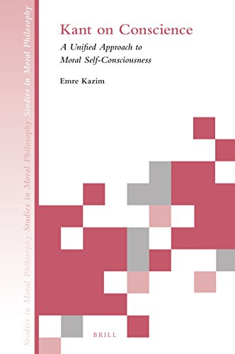 9789004340657 - Emre Kazim: Kant on Conscience: A Unified Approach to Moral Self-Consciousness (Hardback) - Boek