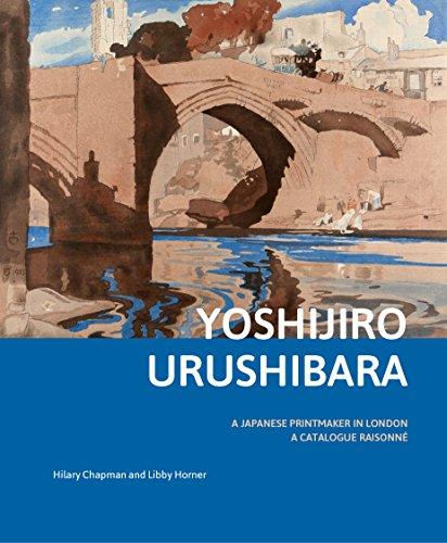 Yoshijiro Urushibara: a Japanese Printmaker in London: Hilary Chapman, Libby
