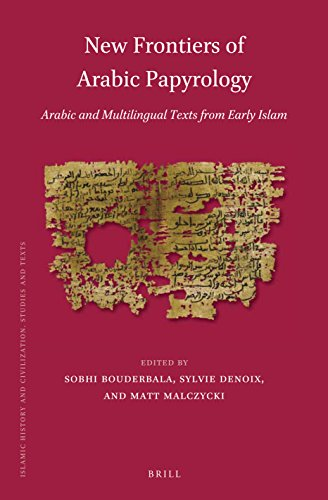 New Frontiers of Arabic Papyrology: Arabic and Multilingual Texts from Early Islam (Hardback)