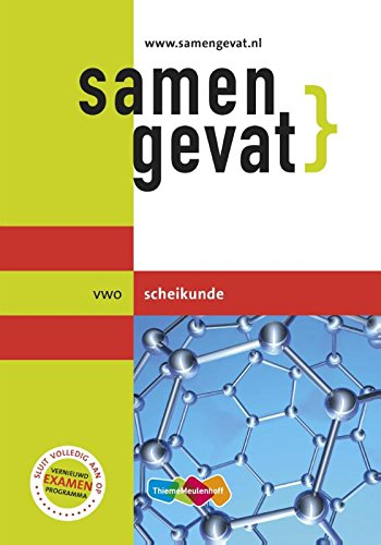 9789006078787: Samengevat Vwo Scheikunde