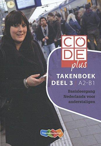 9789006815177: CODEplus Takenboek (Deel 3 A2-B1)