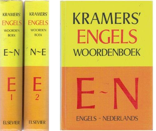 Kramers' Engels Woordenboek Nederlands - Engels (2: n/a