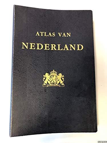 Atlas van Nederland: Atlas of the Netherlands: The Foundation for