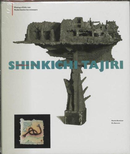 Shinkichi Tajiri: Beeldhouwer = sculptor (Monografieën van Nederlandse kunstenaars): Barents, ...