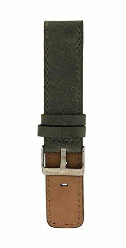 9789012451093: Oozoo OA-05-20 - Correa para reloj, piel, color gris