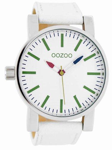9789012480086: Oozoo C4979 - Reloj para mujeres, correa de cuero