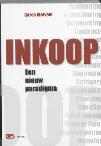 INKOOP, een nieuw Paradigma: Rietveld, Gerco