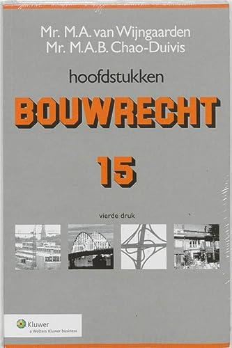Verantwoordelijkheid voor bouwstoffen, Onvoorziene omstandigheden. (Hoofdstukken Bouwrecht, 15).: ...