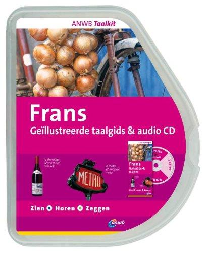 9789018029371: FRANS TAALKIT (ANWB toeristenkaart)