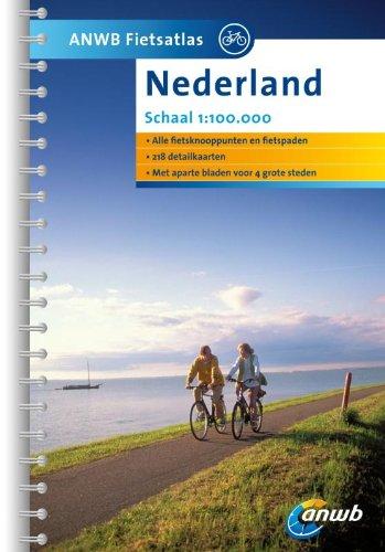 9789018032593: Fietsatlas nederland 1:100.000