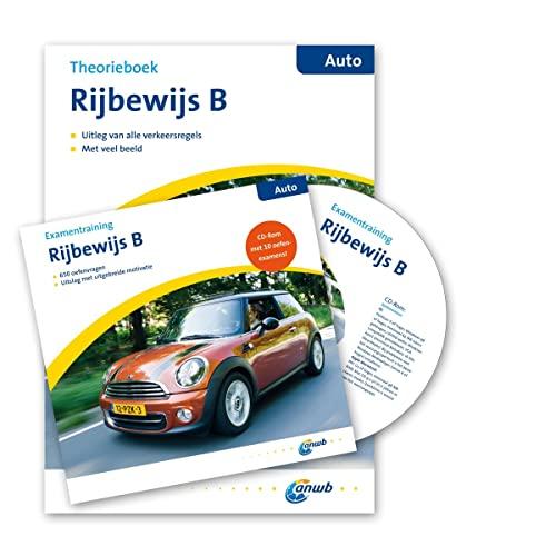 9789018034399: Rijbewijs B / deel Theorieboek + Cd-rom / druk 18 (ANWB rijopleiding)