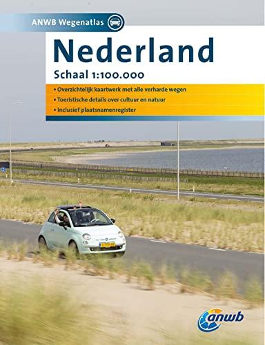 9789018038816: ANWB wegenatlas Nederland 1 : 100 000
