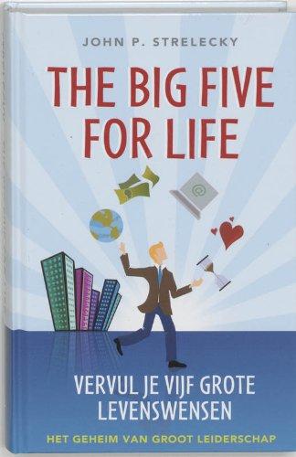 9789020202342: The Big Five for Life : leadership's greatest secret