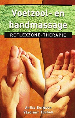 9789020204407: Voetzool- en handmassage / druk 12: reflexzonetherapie