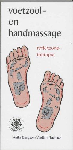 9789020206043: Voetzool- en handmassage / druk 1: reflexzonetherapie (Ankertjesserie (45))