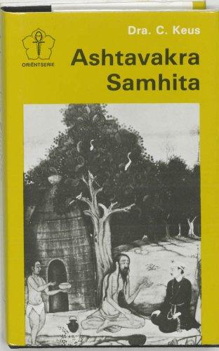 9789020245141: Ashtavakra samhita (Orient-serie)
