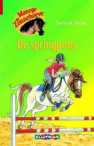 9789020662870: De springpony