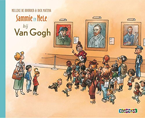9789020682861: Bij Van Gogh
