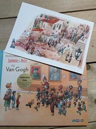 9789020682991: Sammie en Nele bij Van Gogh: beperkte oplage, met zeefdruk, gesigneerd en genummerd