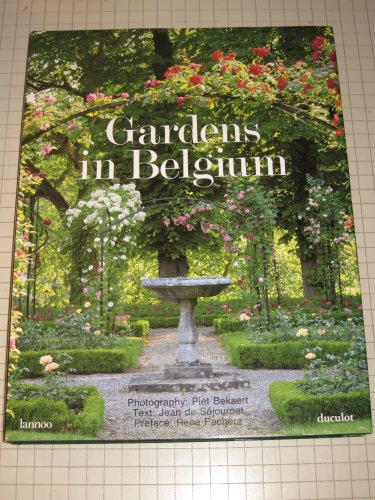 Gardens in Belgium: Jean de S�journet