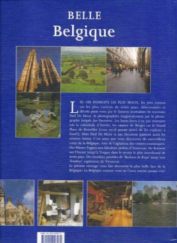 BELLE BELGIQUE: De Moor, Bob