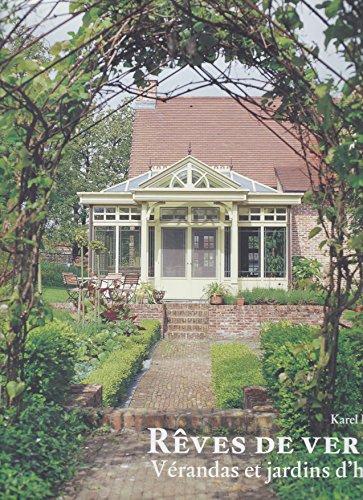 9789020963731: Rêves de verre : Vérandas et jardins d'hiver, édition quadrilingue français-anglais-allemand-néerlandais