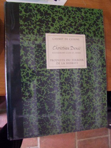 9789020969689: CHRISTIAN DENIS PRODUITS DU TERROIR DE LA HESBAYE