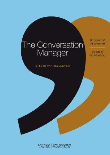 9789020989465: The Conversation Manager