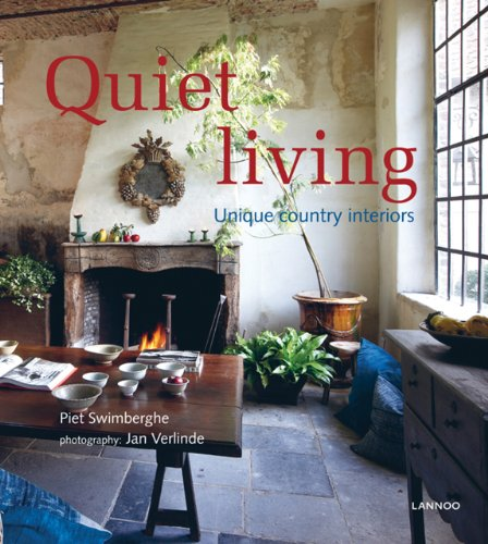 9789020992021: Quiet living : unique country interiors