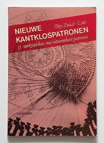 Nieuwe Kantklospatronen 35 Werkstukken Met Uitneembare Patronen: Tiny Zwaal-Lint