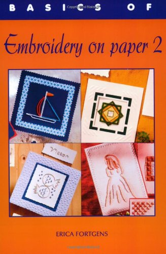9789021333007: Basics of Embroidery on Paper 2