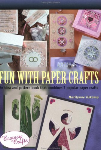 9789021334318: Fun With Paper Crafts