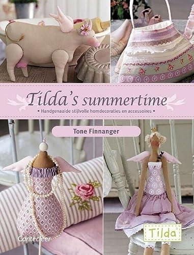 9789021338484: Tilda's Summertime: handgenaaide stijlvolle homedecoraties en accessoires