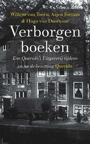 Verborgen boeken.: Toorn, Willem van & Fortuin, Arjen.