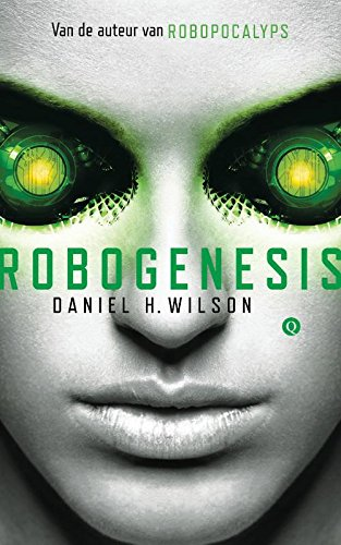 9789021458595: Robogenesis / druk 1