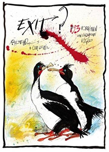 9789021563107: Exit?: 193 vogelportretten van verdwijnende soorten