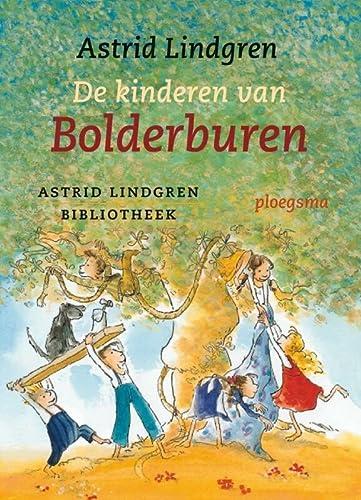 De Kinderen Van Bolderburen - Bibliotheek 6: Lindgren, Astrid