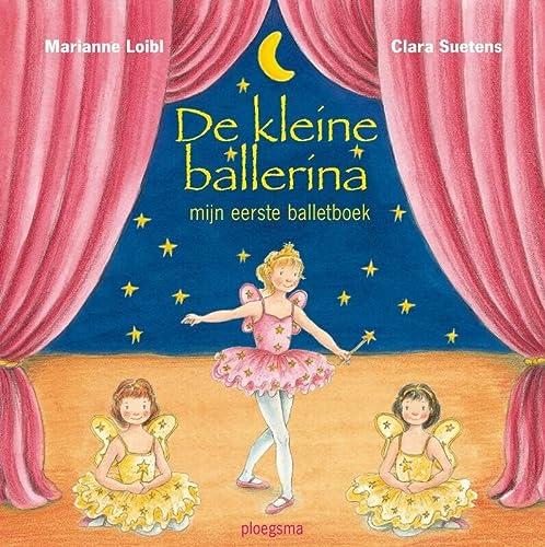 9789021665566: De kleine ballerina: mijn eerste balletboek