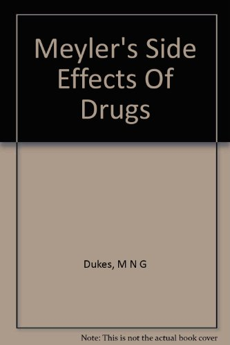 Meyler's Side Effects Of Drugs: M N G