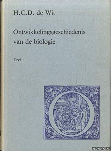 9789022007839: Ontwikkelingsgeschiedenis van de biologie (Dutch Edition)
