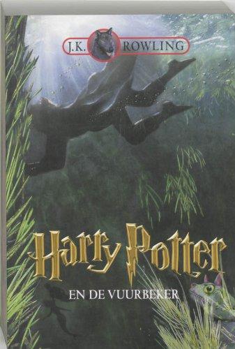 9789022320891: Harry Potter en de vuurbeker / druk 1