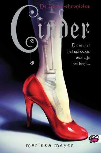 9789022327999: Cinder: de lunar chronicles